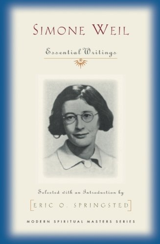 9781570752049: SIMONE WEIL: Selected Writings (Modern Spiritual Masters)