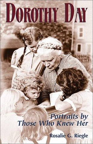 9781570754678: Dorothy Day: Portraits by Those Who Knew Her