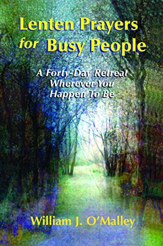 9781570755620: LENTEN PRAYERS FOR BUSY PEOPLE