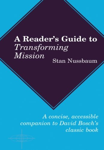 9781570755941: Reader's Guide To Transforming Mission (American Society of Missiology Series)