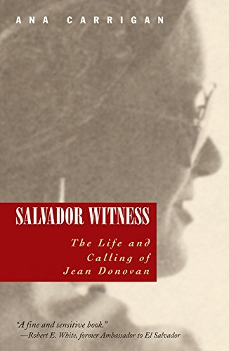 9781570756047: Salvador Witness: The Life And Calling of Jean Donovan