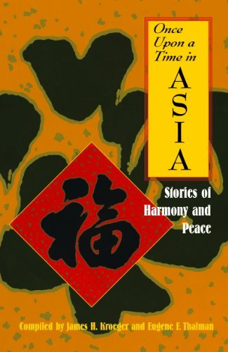 Once Upon a Time in Asia: Stories: Eugene Thalman, James