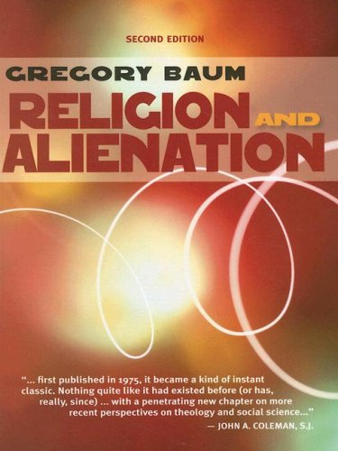 9781570756894: Religion and Alienation: A Theological Reading of Sociology