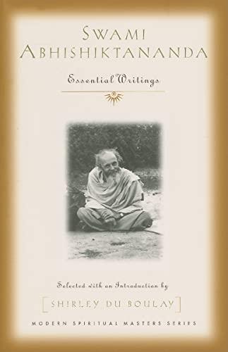 Swami Abhishiktananada: Essential Writings (Modern Spiritual Masters