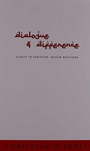 9781570758560: Dialogue And Difference (Faith Meets Faith)