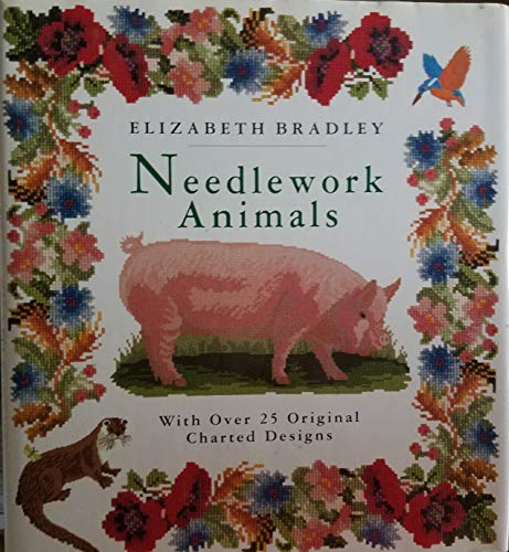 9781570760426: Needlework Animals: With over 25 Original Charted Designs
