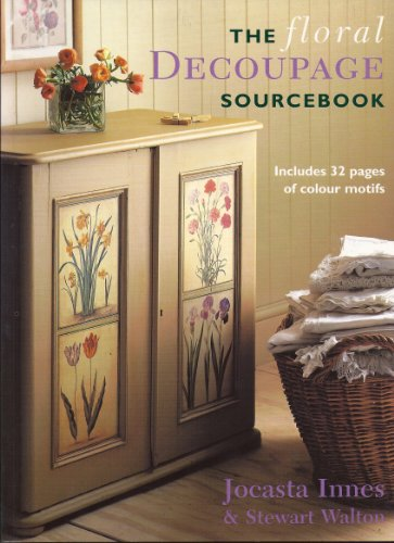 9781570760617: The Floral Decoupage Sourcebook
