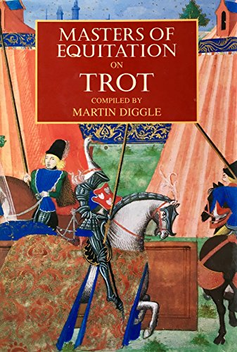 Masters of equitation on trot.: Diggle, Martin (ed.)