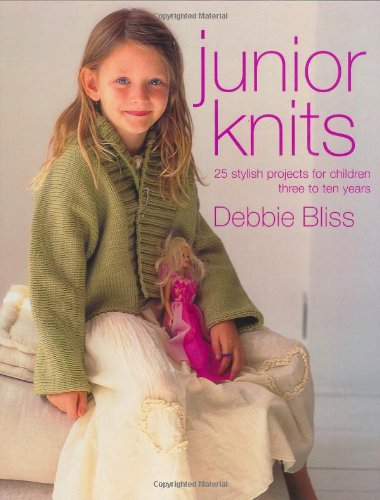 9781570763007: Junior Knits: 25 Stylish Projects for Children Three to Ten Years