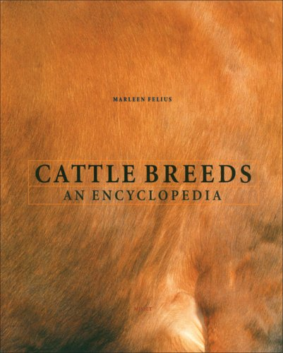 9781570763816: Cattle Breeds: An Encyclopedia