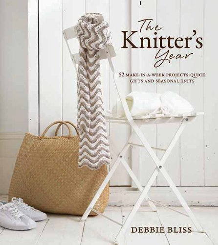 9781570764615: The Knitter's Year: 52 Make-in-a-Week Projects-Quick Gifts and Seasonal Knits