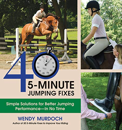 40 5-Minute Jumping Fixes: Simple Solutions for Better Jumping Performance in No Time: Murdoch, ...