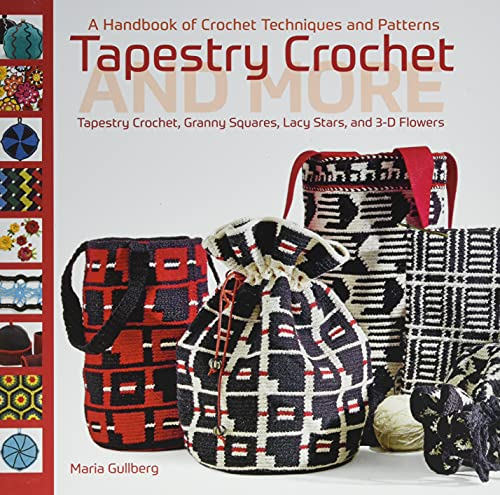 9781570767678: Tapestry Crochet and More: A Handbook of Crochet Techniques and Patterns