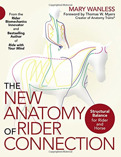 The New Anatomy of Rider Connection: Structural Balance for Rider and Horse: Mary Wanless