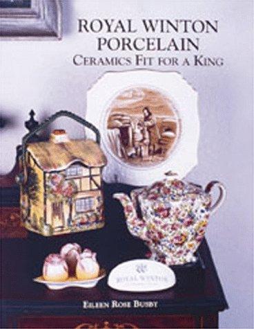 9781570800481: Royal Winton Porcelain: Ceramics Fit for a King
