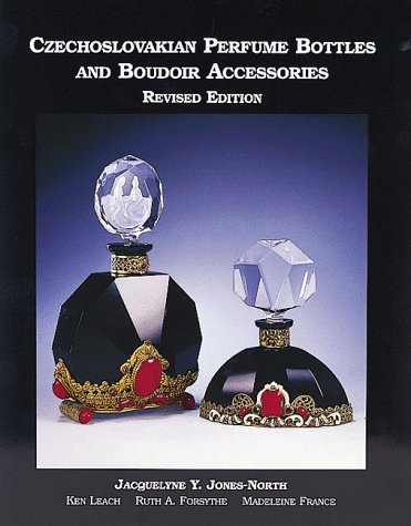 9781570800597: Czechoslovakian Perfume Bottles and Boudoir Accessories,