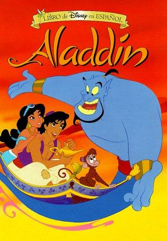 9781570820151: Aladdin: Libro De Disney En Espanol (English and