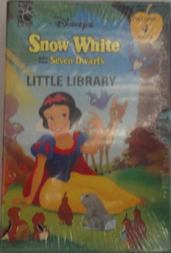 9781570820274: Disney's Snow White and the Seven Dwarfs (Little Library)