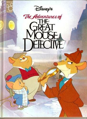 9781570820397: Disney's the Adventures of the Great Mouse Detective (Disney Classic)