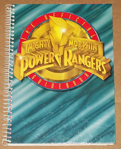 9781570822353: The Official Mighty Morphin Power Rangers Guidebook