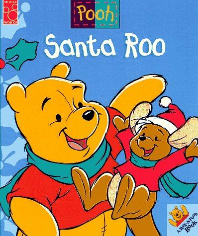 9781570823312: Santa Roo: A Peek-A-Pooh Book