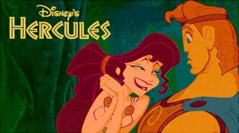 9781570824104: Disney's Hercules: Flip Book