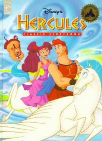 9781570825187: Disney's Hercules: Classic Storybook (The Mouse Works Classics Collection)