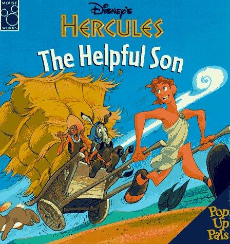 9781570825231: Disney's Hercules: The Helpful Son (Pop-Up Pals)