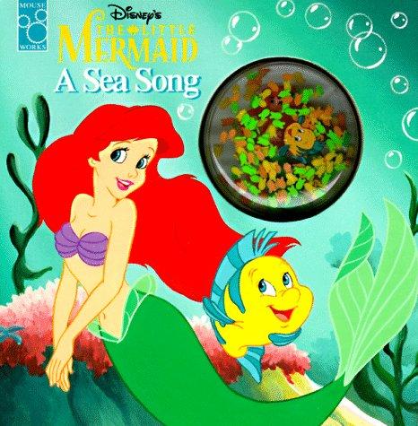 9781570825262: A Sea Song (Disney's the Little Mermaid)