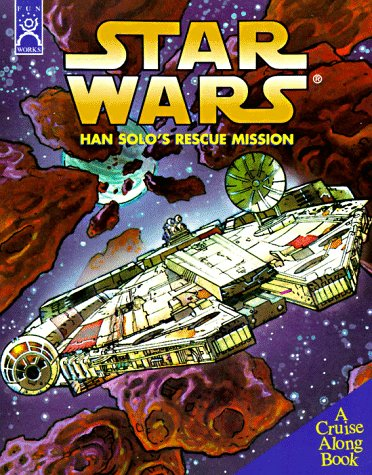 Han Solo's Rescue Mission (Star Wars) (1570828237) by Whitman, John