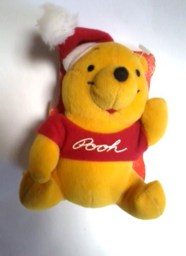 Santa Pooh, Christmas Friendly Tale, Disney's: Disney, Royal Doulton's