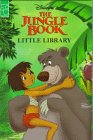 9781570828614: Disney's the Jungle Book Little Library: Mowgli See, Mowgli Do, Bagheera the Babysitter, True Blue Baloo, Tale of the Tiger