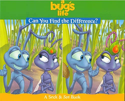 A Bug's Life, Can You Find the Difference?