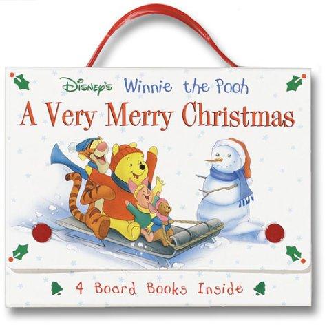 9781570829659 disney s winnie the pooh a very merry christmas