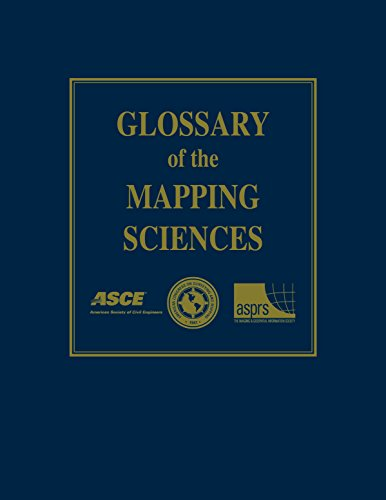 9781570830112: Glossary of the Mapping Sciences