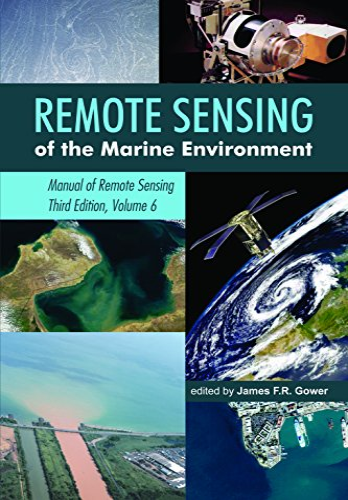 9781570830808: Remote Sensing of the Marine Environment (Manual of Remote Sensing)