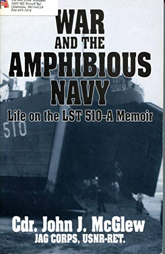 War and the amphibious Navy: John J McGlew