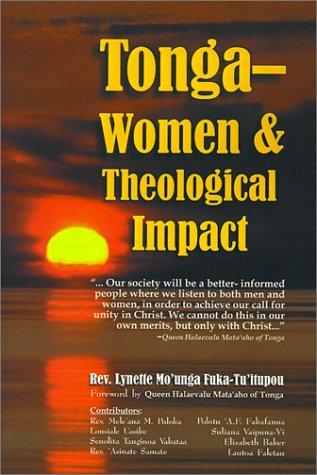 9781570901539: Tonga-Women & Theological Impact