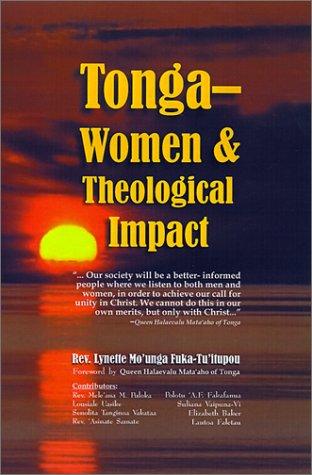 9781570901546: Tonga-Women & Theological Impact