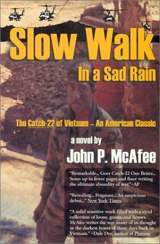 9781570901744: Slow Walk in a Sad Rain: The Catch-22 of Vietnam