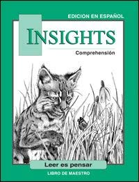 9781570910555: Comprehension Strategies: Reading as Thinking (Insights, Green Level - Grade 2)