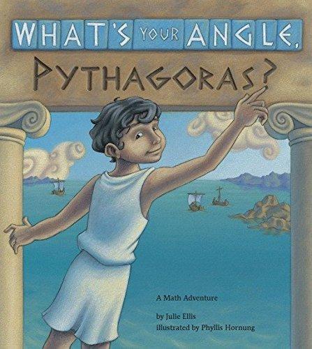 9781570911507: What's Your Angle, Pythagoras? (Charlesbridge Math Adventures)