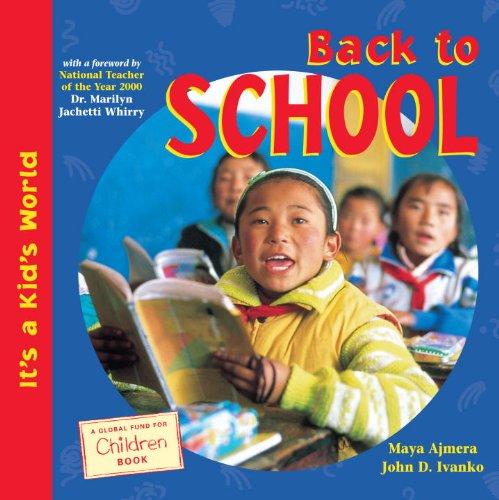 9781570913839: Back to School (It's a Kid's World)
