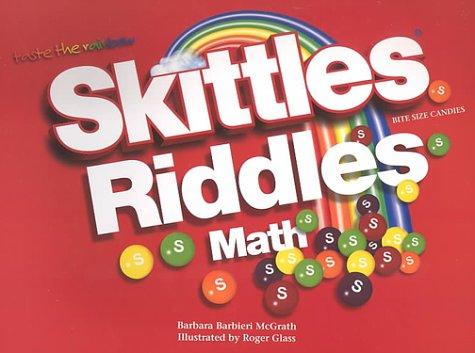 9781570914133: Skittles Riddles Math