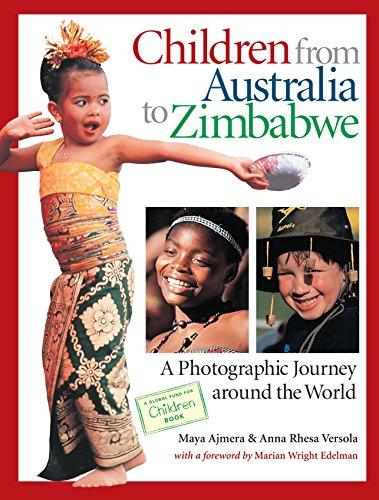 9781570914782: Children from Australia to Zimbabwe: A Photographic Journey around the World