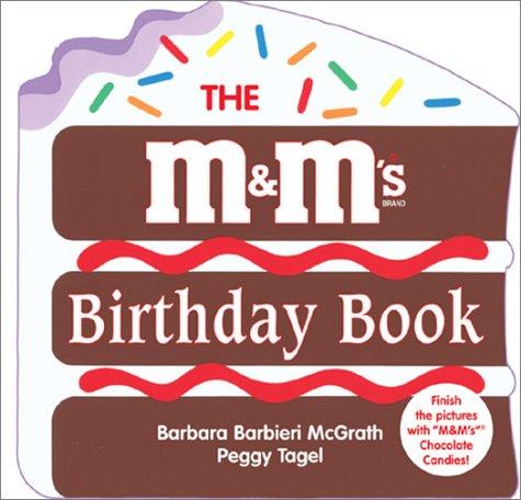 "9781570914805: The ""M&M's"" Brand Birthday Book"