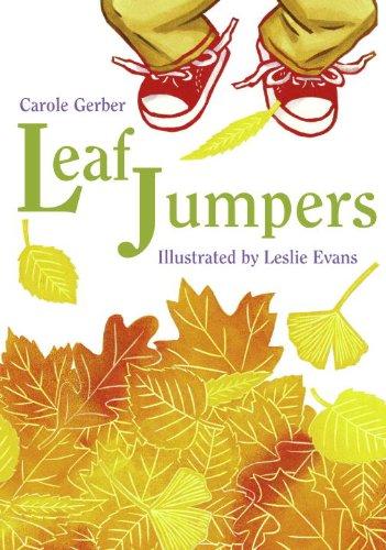 Leaf Jumpers: Gerber, Carole