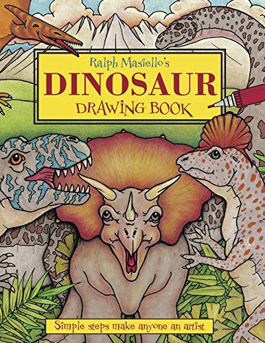 Ralph Masiello's Dinosaur Drawing Book: Masiello, Ralph