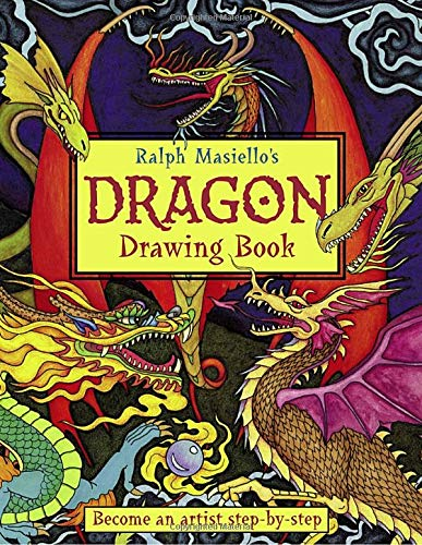 Ralph Masiello's Dragon Drawing Book (1570915318) by Masiello, Ralph