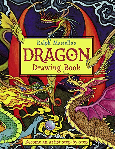 Ralph Masiello's Dragon Drawing Book: Masiello, Ralph
